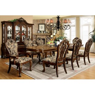 Tantallon 9 Piece Extendable Dining Set