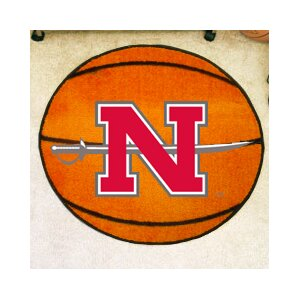 NCAA Nicholls State University Basketball Mat