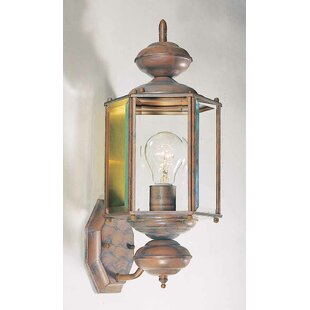 Find for 1-Light Outdoor Sconce By Volume Lighting