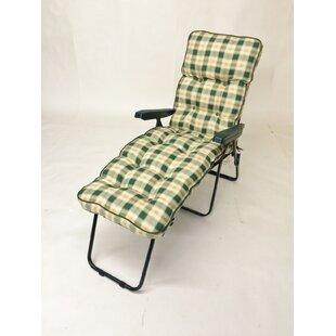 William Sun Lounger Cushion By Red Barrel Studio