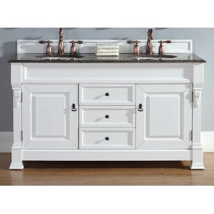 Looking for Bedrock 60 Double Bathroom Vanity Base Only ByDarby Home Co