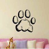 Paw Print Wall Decals Wayfair