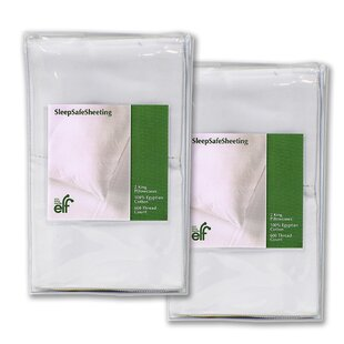 Egyptian Quality Cotton Pillow Case (Set of 2)