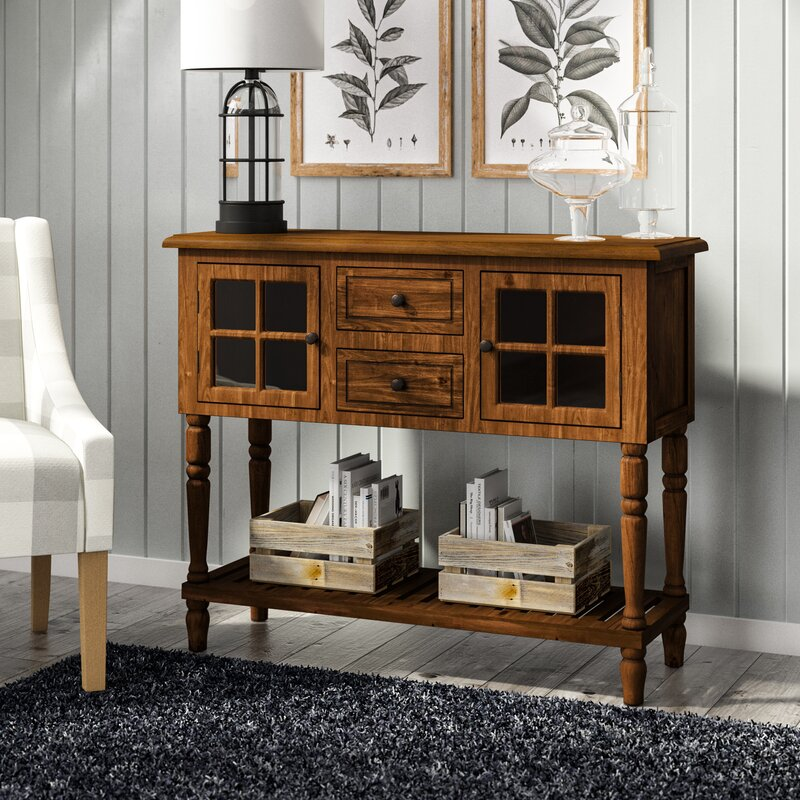 Charlton Home Decarlo Console Table