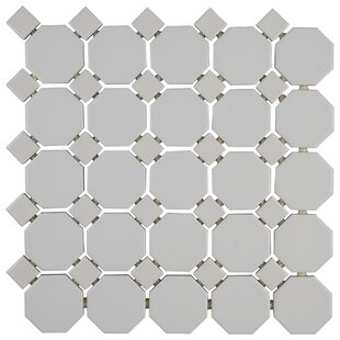 Osmond 12 x 12 Ceramic Mosaic Tile