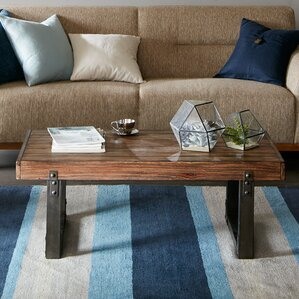 Diandra Coffee Table by Tr..