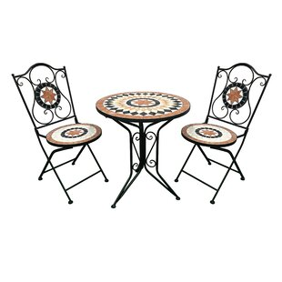 Arquilla 2 Seater Bistro Set By Sol 72 Outdoor