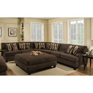 Millbury Reversible Sectional