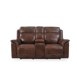 Darby Home Co Chisnell Reclining Loveseat
