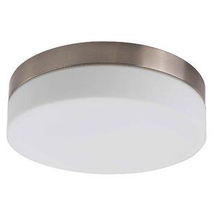 Tudela 1-Light Flush Mount