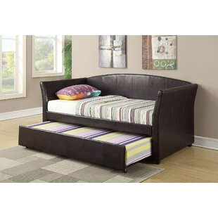 Kinley Daybed with Trundle by Andover Mills