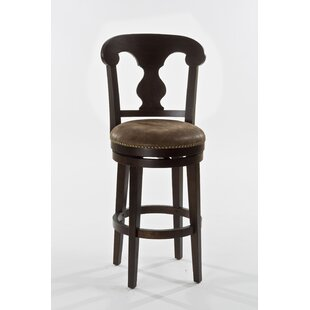 Peyton 30 Swivel Bar Stool Loon Peak