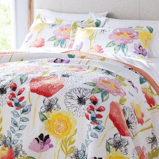 Briaroaks Reversible Quilt Set