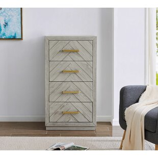 Corry 4 Drawer Chest By Bloomsbury Market