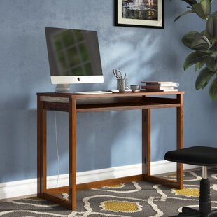 Ghia Sole Solid Wood Writing Desk