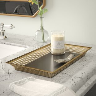 Wing Amenity Serving Tray