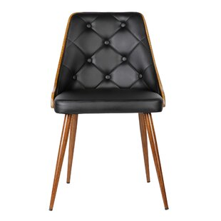 Almond Upholstered Dining Chair by Corrigan Studio