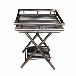 Isleboro Bamboo Tray Table