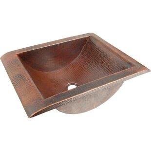 D'Vontz Copper Bathroom Sinks Metal R..