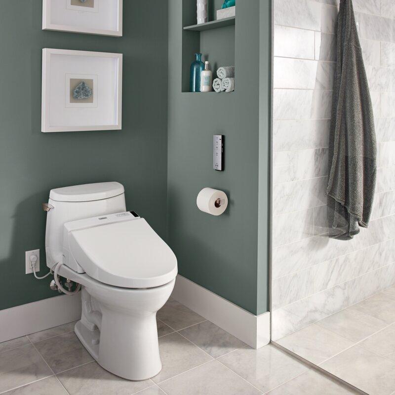 Toto Washlet Toilet Seat Bidet & Reviews | Wayfair