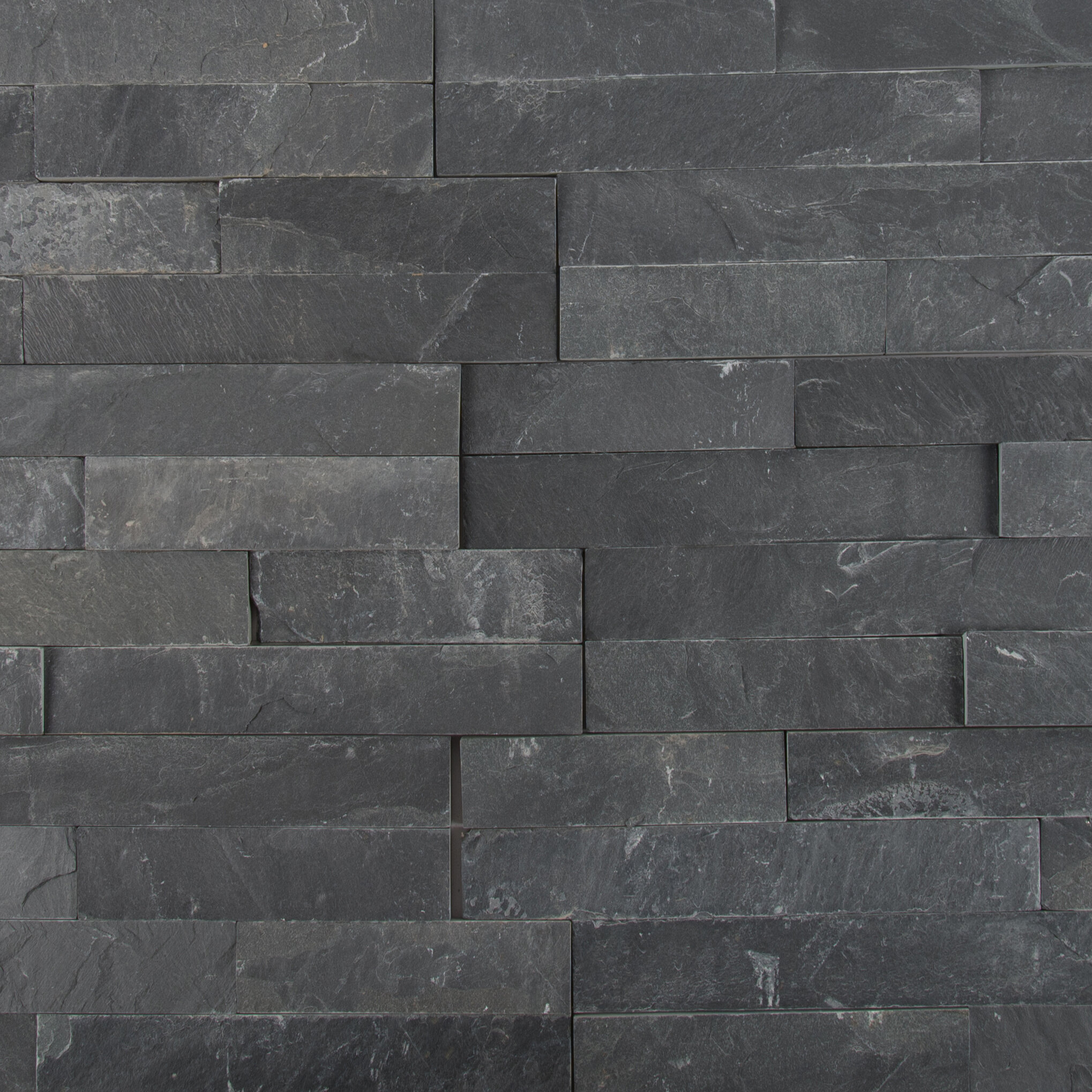 X 24 Slate Stacked Stone Tile