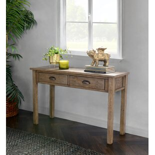 Ellesmere Driftwood Console Table By Highland Dunes