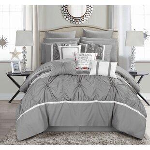 Ashville 16 Piece Comforter Set
