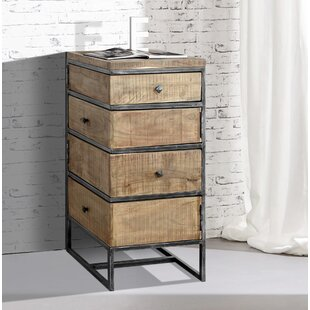 Hoschton 4 Drawer Chest By Williston Forge