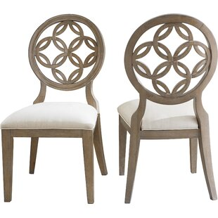 Mousseau Upholstered Dining Chair (Set of 2)