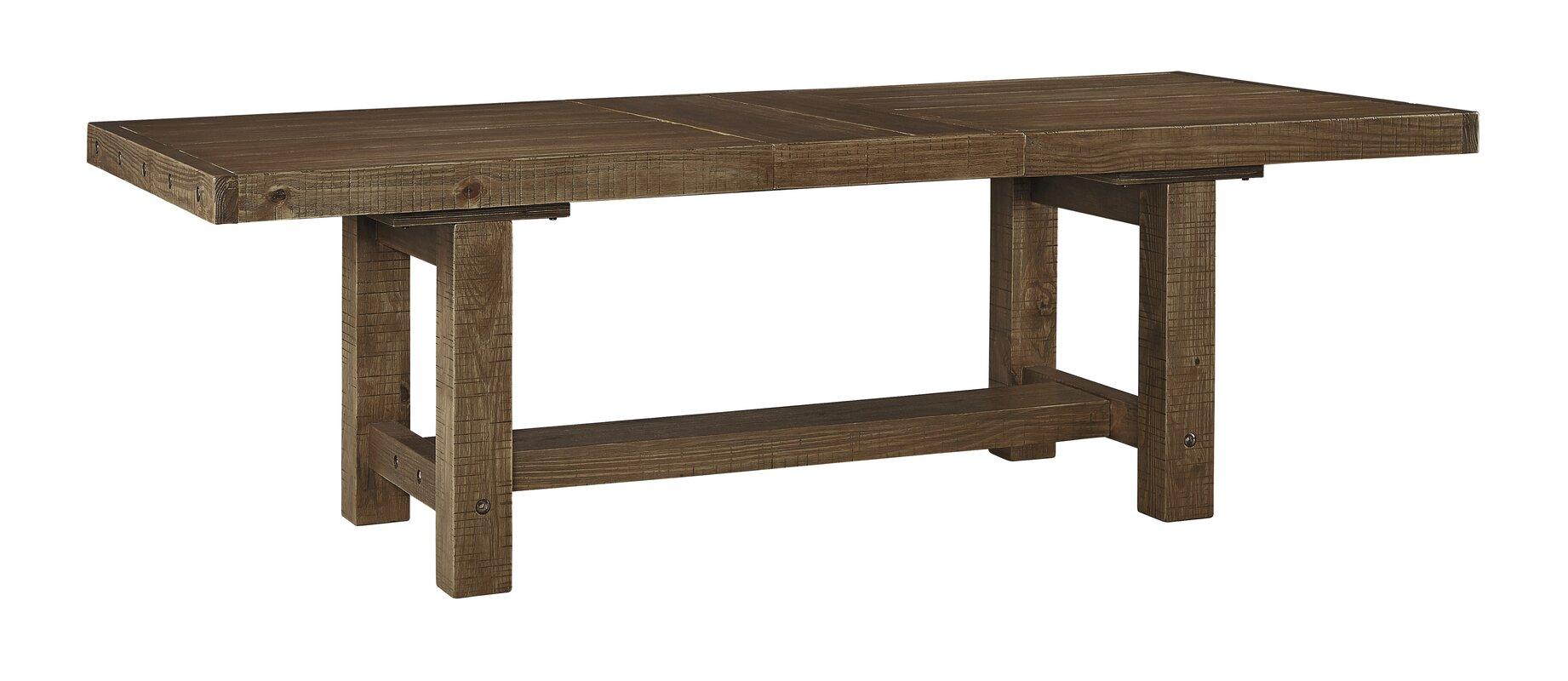 Lovely Etolin Extendable Dining Table