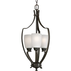 Charleston 3-Light Foyer Pendant