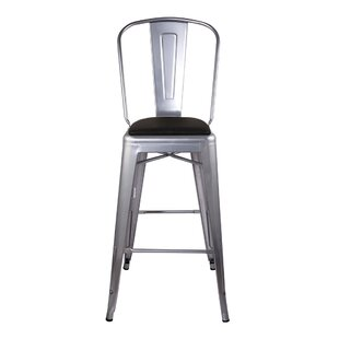 Jaylon 30 Bar Stool by 17 Stories