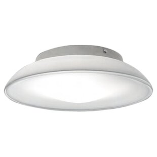 Lunex 1-Light Flush Mount by A..