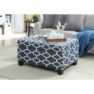 Alcott Hill Helwig Upholstered Storage Be..