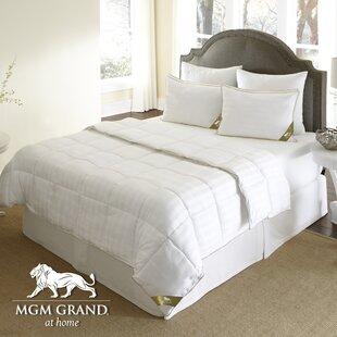 Luxury All Season Down Alternative Comforter ByMGM GRAND at home