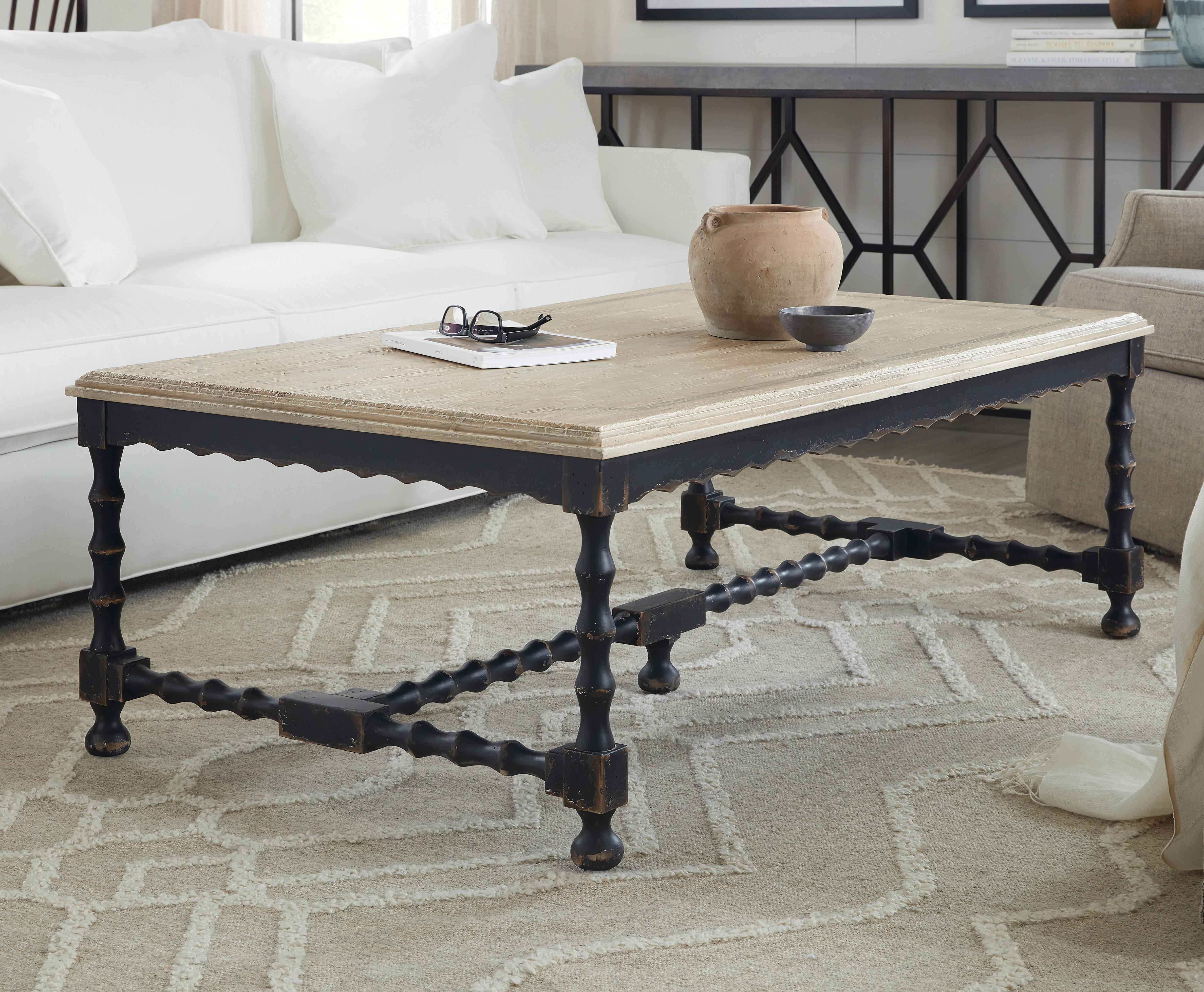 - Hooker Furniture CiaoBella Coffee Table Wayfair