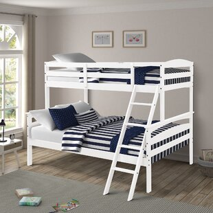 Thatcham Twin Over Full Bunk Bed