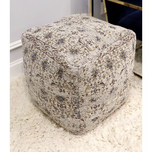 Grand Canyon Pouf by Pasargad