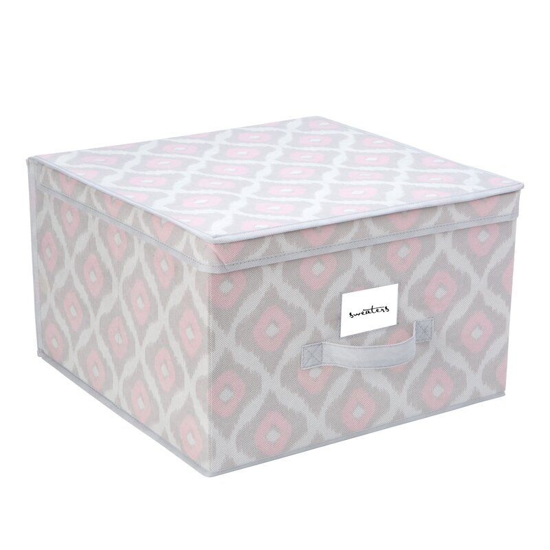 Gentil Closet Candie Fabric Storage Box