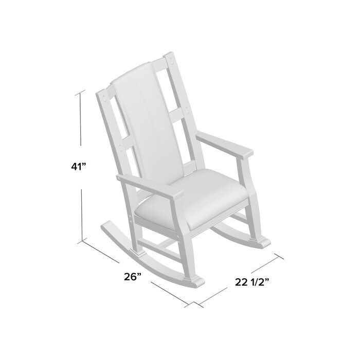 Tremendous Fresno Rocking Chair Pabps2019 Chair Design Images Pabps2019Com