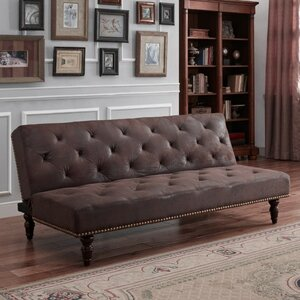charles 3 seater clic clac sofa bed