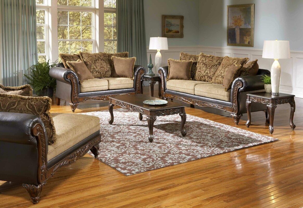 The Living Room San Antonio Captivating Roundhill Furniture San Antonio 2 Piece Living Room Set & Reviews Decorating Design