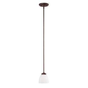 Alcott Hill Farrell 1-Light Cone Pendant