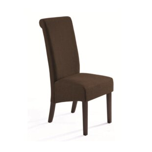 Messner Upholstered Dining Chair (Set of 2) Latitude Run