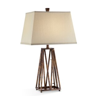 Affordable Price Rowberrow 31 Table Lamp By Loon Peak