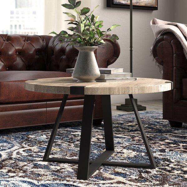 Coffee Table With Chrome Legs Wayfair