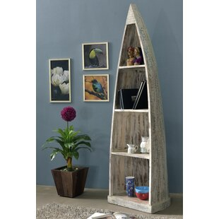 Rice Nautical Corner Unit Bookcase