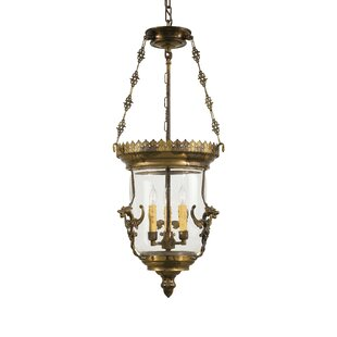 Metropolitan by Minka Vintage 3-Light Urn..
