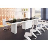 Najma Extendable Dining Table by Orren Ellis