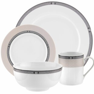 16 Piece Dinnerware Set  sc 1 st  Wayfair & Break Resistant Dinnerware | Wayfair